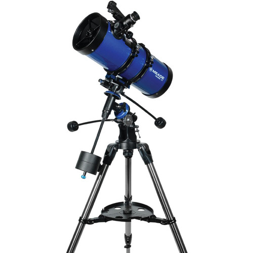 Meade Polaris 127mm f/7.9 Equatorial Reflector Telescope