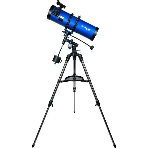 Meade Polaris 130mm f/5.0 Equatorial Reflector Telescope
