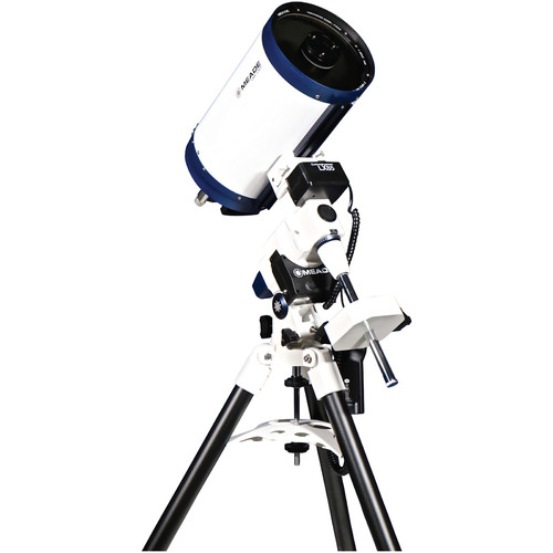 """Meade LX85 8"""" f/10 ACF UHTC Catadioptric GoTo EQ Telescope"""