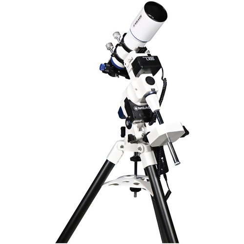 Meade LX85 80mm f/6 APO Refractor GoTo EQ Telescope