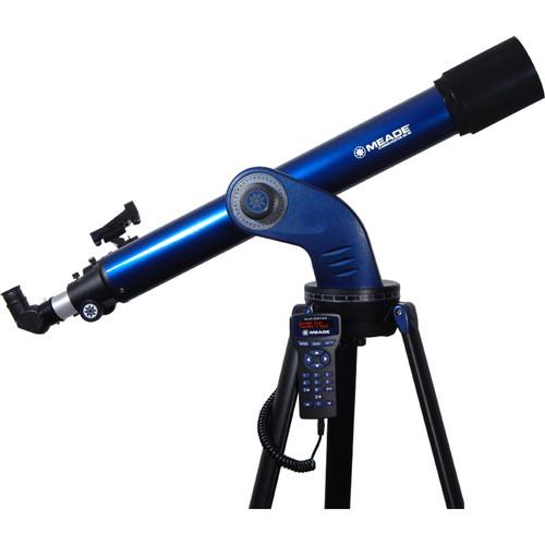 Meade StarNavigator NG 90mm f/10 GoTo Achro Refractor Telescope