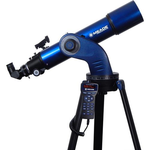 Meade StarNavigator NG 102mm f/6.5 GoTo Achro Refractor Telescope