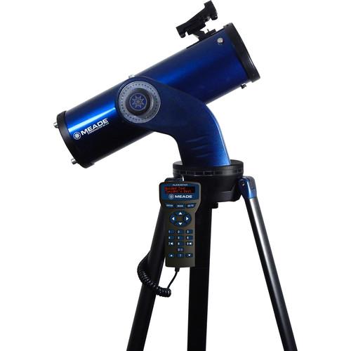Meade StarNavigator NG 114mm f/8.8 GoTo Reflector Telescope