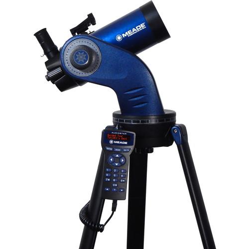 Meade StarNavigator NG 90mm f/13.9 Maksutov-Cassegrain GoTo Telescope