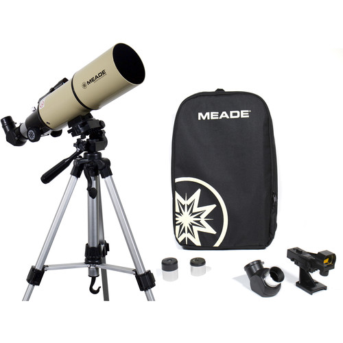 Meade Adventure Scope 80mm f/5 Refractor Telescope