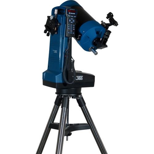 """Meade LX65 6"""" f/10 ACF Catadioptric GoTo Telescope"""