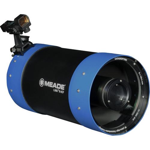 "Meade LX65 6"" f/10 ACF Catadioptric Telescope (OTA only)"