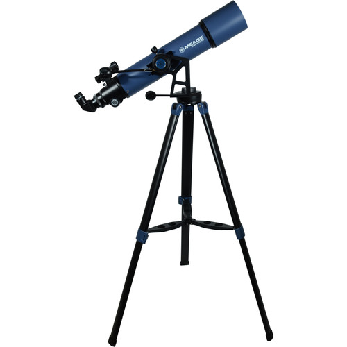 Meade StarPro 102mm f/6.5 Achro AZ Refractor Telescope