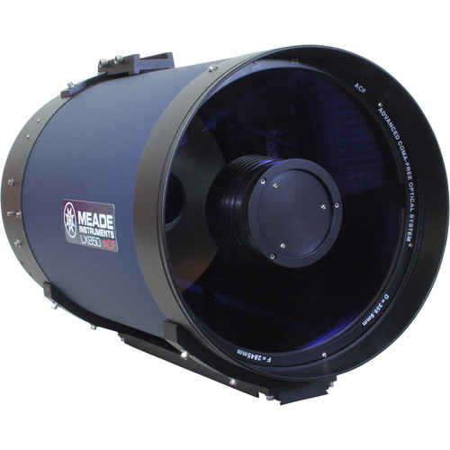 "Meade LX850-ACF UHTC 14"" f/8 Catadioptric Telescope OTA"