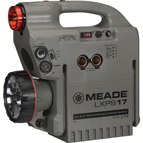 Meade PSLXPS17 12 VDC 17 Ah Power Supply