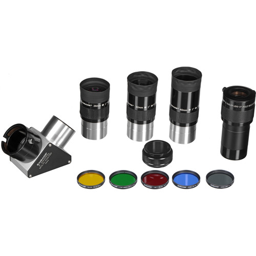 """Meade Series 4000 2"""" Plossl Eyepiece & Filter Set"""
