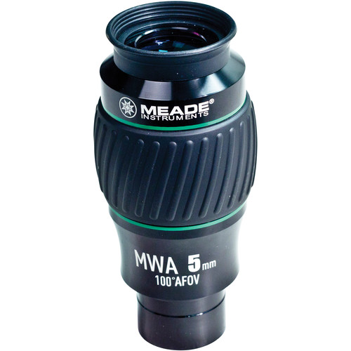 "Meade Series 5000 5mm Mega Wide Angle Eyepiece (1.25"")"