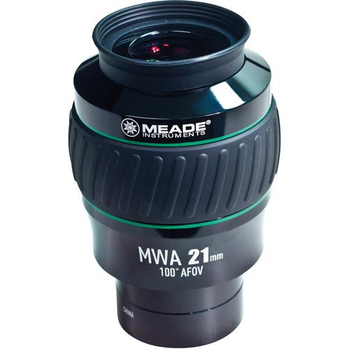 "Meade Series 5000 21mm Mega Wide Angle Eyepiece (2"")"