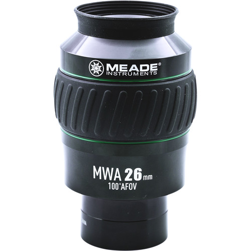 "Meade Series 5000 26mm Mega Wide Angle Eyepiece (2"")"