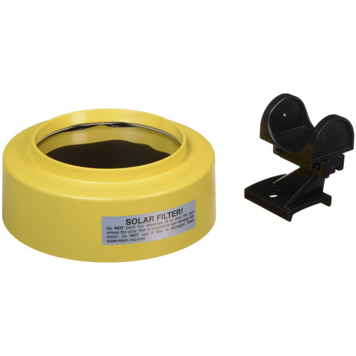Meade #530 EclipseView White-Light Solar Filter (130-139mm OD)
