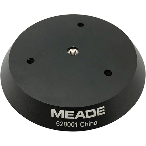 Meade Tripod Adapter Plate for LX65/LS/LT Telescopes