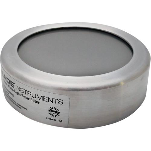 Meade #500 Glass White Light Solar Filter (127mm)
