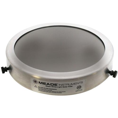 Meade #950 Glass White Light Solar Filter (241mm)