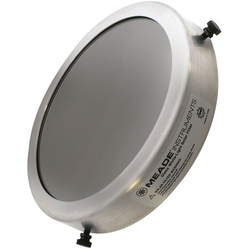 Meade #1200 Glass White Light Solar Filter (293mm)