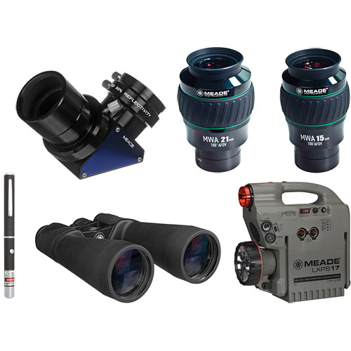 "Meade Accessory Bundle #2 for 10""/12""/14"" LX200"