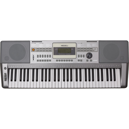 Medeli Electronics A100 61-Key Portable Keyboard