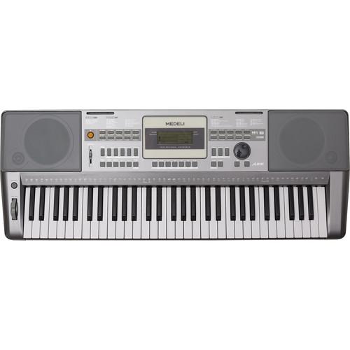 Medeli Electronics A100 61-Key Portable Keyboard