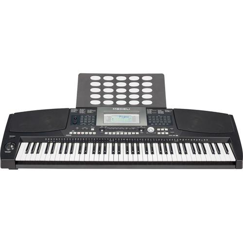Medeli Electronics AW830X 76-Key Portable Full-Size Keyboard