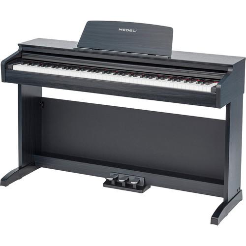 Medeli Electronics DP260 88-Key Digital Hammer-Action Piano