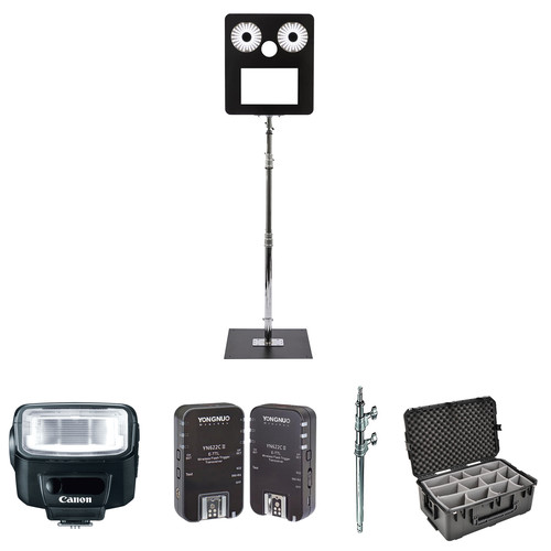 MediaBooth Pro Open-Air Media Booth Lighting Accessory Kit