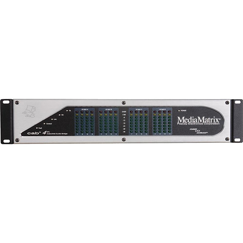 MediaMatrix CAB 4n-CM2 CobraNet Audio Networking Module