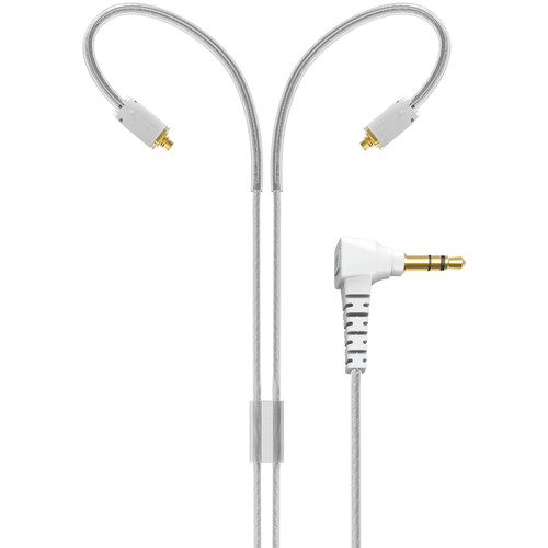 """MEE audio MMCX Replacement Headset Cable for M7 PRO (51"""", Clear)"""