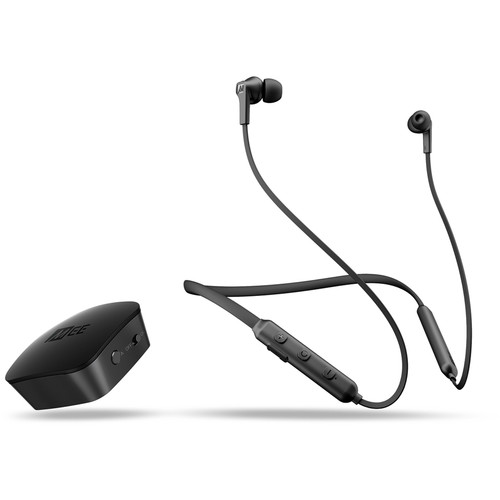 MEE audio Connect Wireless System with N1 Neckband Headphones