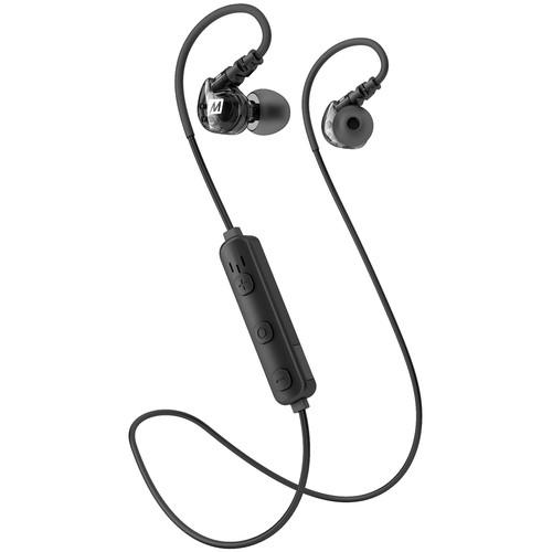 MEE audio X6 Bluetooth In-Ear Headphones (Black)