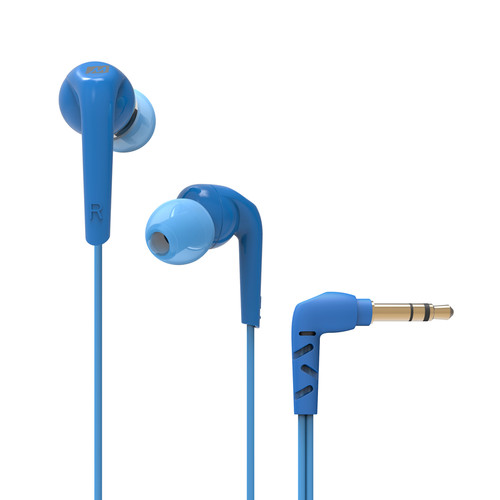 MEElectronics RX18 Comfort-Fit In-Ear Headphones (Blue)