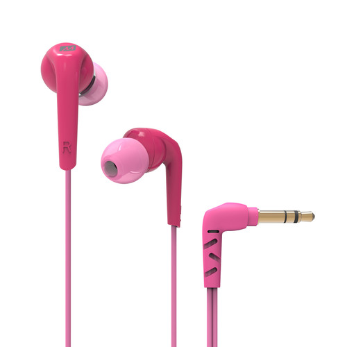 MEElectronics RX18 Comfort-Fit In-Ear Headphones (Pink)