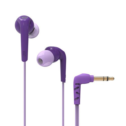 MEElectronics RX18 Comfort-Fit In-Ear Headphones (Purple)