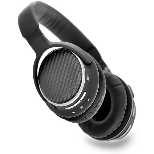 MEE audio Matrix2 AF62 Bluetooth Headphones (Black)