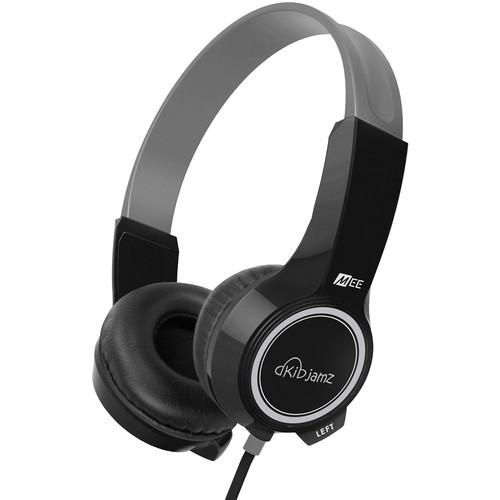MEE audio KidJamz KJ25 Safe Listening Headphones (Black)