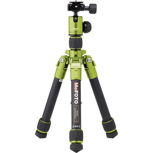 MeFOTO DayTrip Tripod Kit (Green)