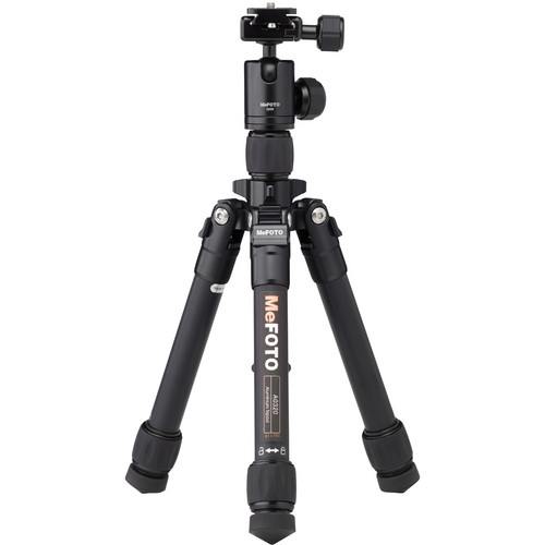MeFOTO DayTrip Tripod Kit (Black)
