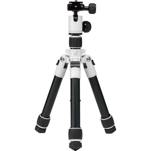 MeFOTO DayTrip Tripod Kit (White)