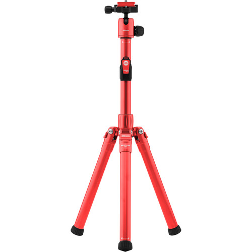 MeFOTO BackPacker Air Travel Tripod (Red)