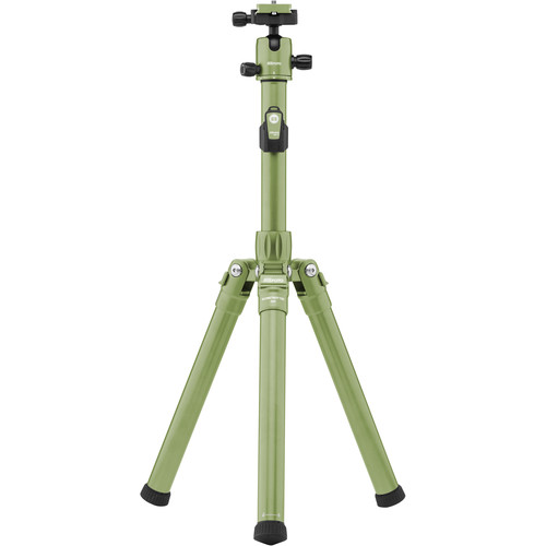 MeFOTO GlobeTrotter Air Travel Tripod (Green)