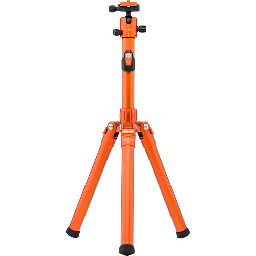 MeFOTO GlobeTrotter Air Travel Tripod (Orange)