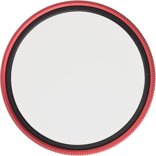 MeFOTO 52mm Wild Blue Yonder Circular Polarizer Filter (Red)