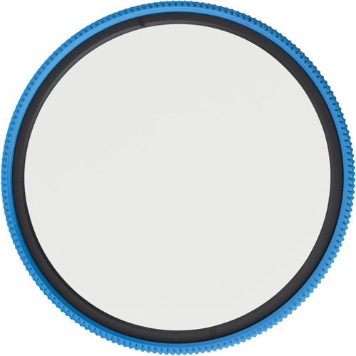MeFOTO 55mm Wild Blue Yonder Circular Polarizer Filter (Blue)