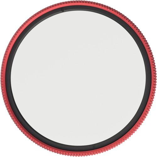 MeFOTO 55mm Wild Blue Yonder Circular Polarizer Filter (Red)