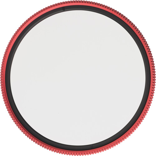 MeFOTO 58mm Wild Blue Yonder Circular Polarizer Filter (Red)