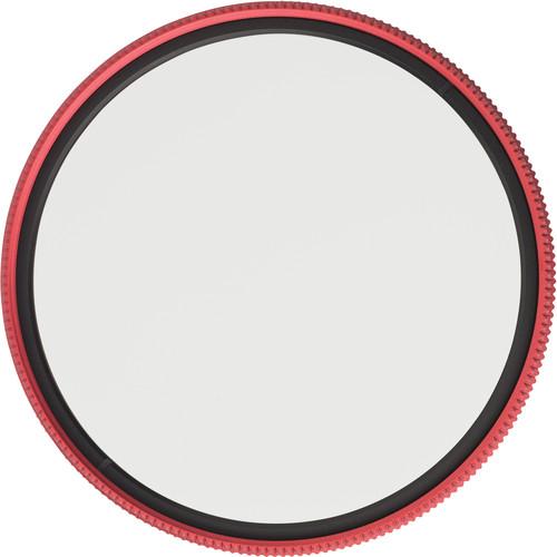 MeFOTO 62mm Wild Blue Yonder Circular Polarizer Filter (Red)