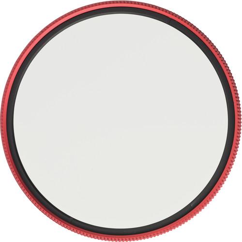 MeFOTO 67mm Wild Blue Yonder Circular Polarizer Filter (Red)
